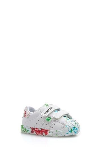 Benetton Bn1017 Çocuk Spor Ayakkabı Renkli